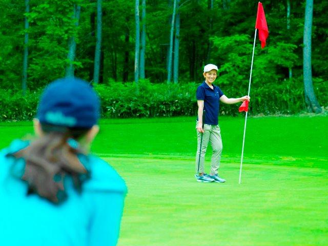 【夏祭り】モーニングゴルフ(タワーコース9Hプレー)