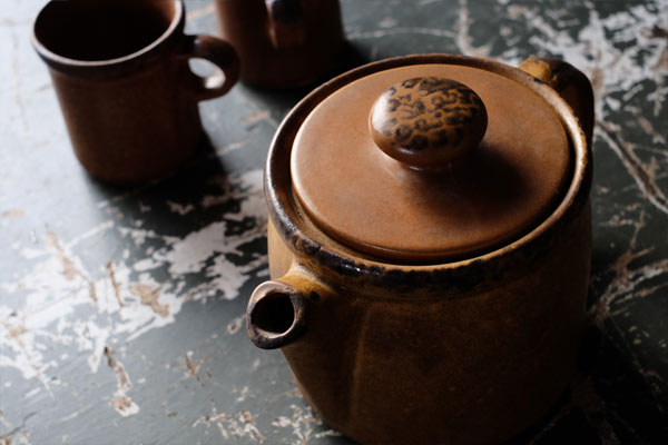 McCOY Canyon Mesa Tea Pot
