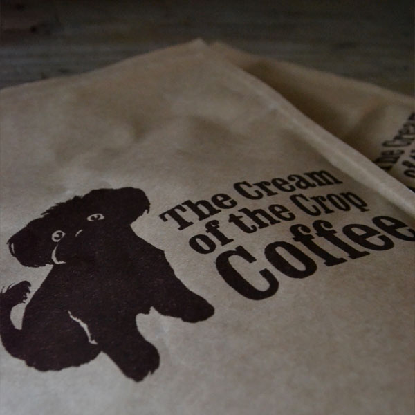 The Cream of the Crop Coffeeのコーヒー豆