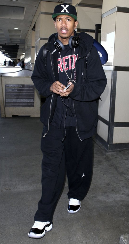Nick-Cannon-in-the-Air-Jordan-11-Concord.jpg