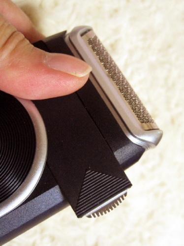 旅行用におすすめの電動ひげそり「ブラウン ポケットシェーバー M-90」携帯用 009.jpg