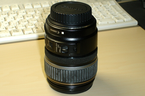 EF-S 17-85mm F4-5.6 IS USM
