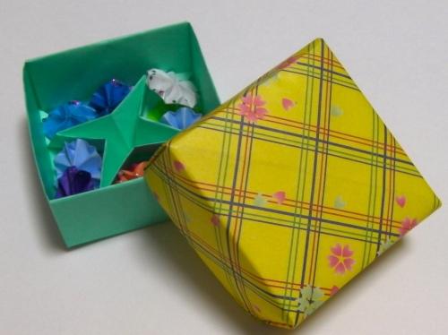ハート 折り紙 折り紙 箱 正方形 : plaza.rakuten.co.jp