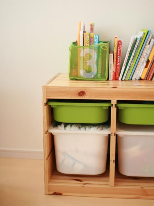 Ikea trofast diy for Meuble jouet ikea