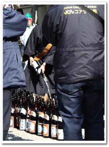 柴又帝釈天 瑞龍松 寒肥 日本酒 2013 009.jpg