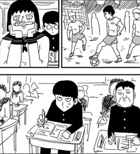 モブサイコ100 第50話:かわり ...