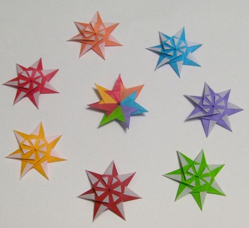 ハート 折り紙 星 立体 折り紙 : plaza.rakuten.co.jp