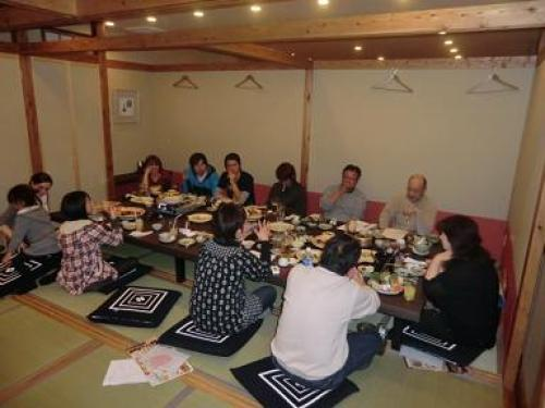 2012/01/29 薬師太鼓新年会