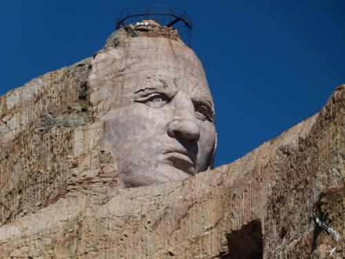 サウスダコタへ行ってきました Crazy Horse 編 | 四十の手習い ...
