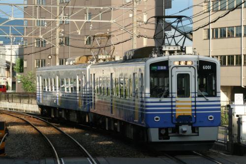 Echizen Railway MC6000 Series