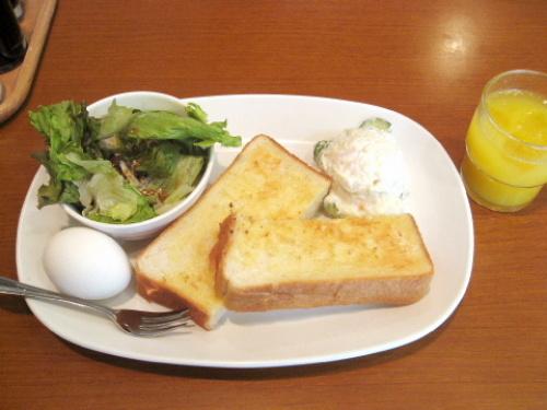 名古屋のビジネスホテル「ニューローレンホテル」の朝食.jpg