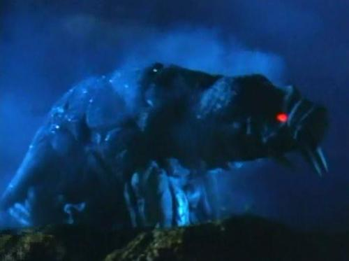 地底怪獣アルフォン | メタボの...