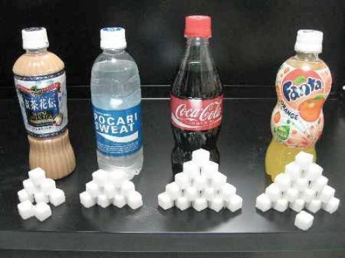 スポーツ飲料の糖分とカロリーがもたらす問題とは