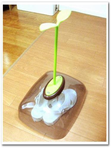 ベランダ用サンダルの雨・汚れ防止カバー「フタバ」レビュー006.jpg