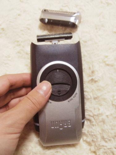 旅行用におすすめの電動ひげそり「ブラウン ポケットシェーバー M-90」携帯用 021.jpg
