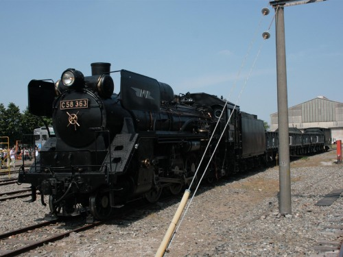 Class C58 steam locomotive