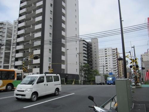 踏切の旅~東京都内貨物線 ] | ...
