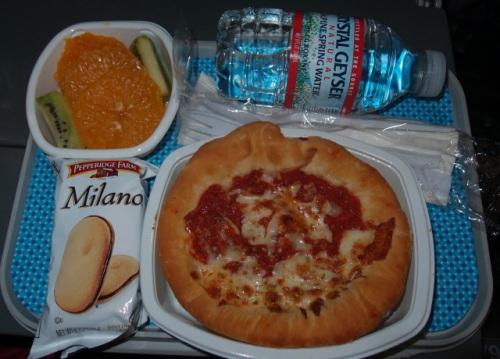 アメリカン航空 機内食 - 地球の歩き方エアラインプ …