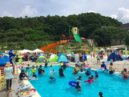 神戸ネスタリゾートプール