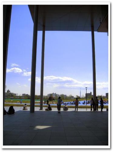 東京理科大学 理科大 葛飾キャンパス オープンキャンパス イベント サイエンスマルシェ 図書館 食堂 学食 カフェ018.jpg