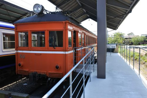Ichibata Electric Railway Dehani 50 Series
