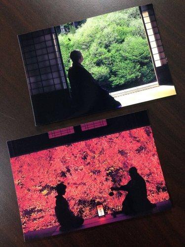2015-11-10 12.安国禅寺のポストカード
