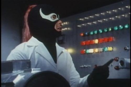 仮面ライダーアマゾン研究者