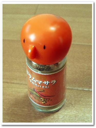 キッチン s&b エスビー スパイス 瓶 らくがき 収納 容器 保存 003.jpg