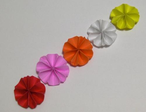 折り紙の 折り紙の花 : plaza.rakuten.co.jp