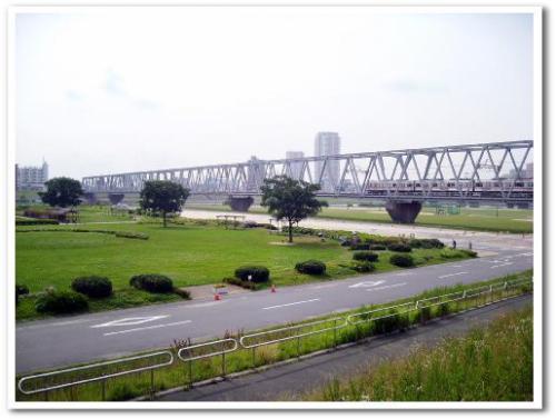 東京・柴又100K 柴又100kmマラソン 柴又ウルトラマラソン コース 画像 小岩菖蒲園001.jpg