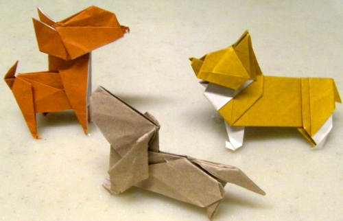 バラ 折り紙 犬 折り紙 : plaza.rakuten.co.jp