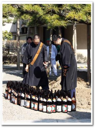 柴又帝釈天 瑞龍松 寒肥 日本酒 2013 008.jpg