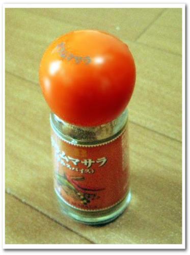 キッチン s&b エスビー スパイス 瓶 らくがき 収納 容器 保存 009.jpg