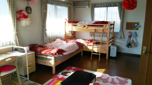 三姉妹の子供部屋 Kokolo 三姉妹ママのおかたづけインテリア