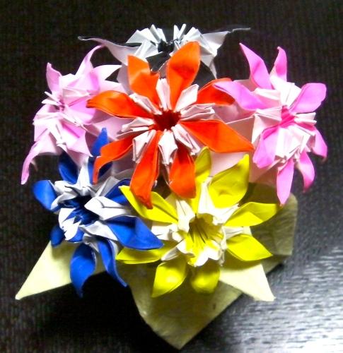 折り紙の:折り紙の花-plaza.rakuten.co.jp