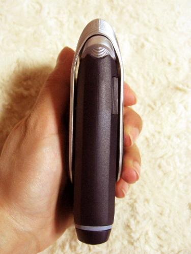 旅行用におすすめの電動ひげそり「ブラウン ポケットシェーバー M-90」携帯用 023.jpg
