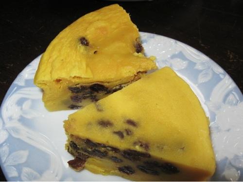 深型シリコン鍋で作るかぼちゃのチーズケーキ.jpg