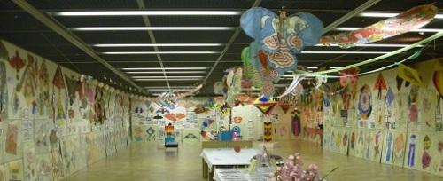 世界の凧展