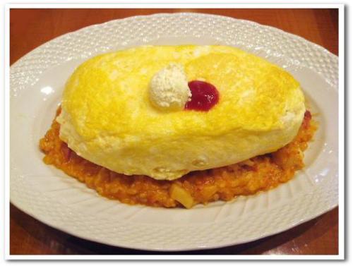 スフレオムライス 卵と私 キッチン卵 ららぽーと船橋 グルメ 画像 写真 001.jpg
