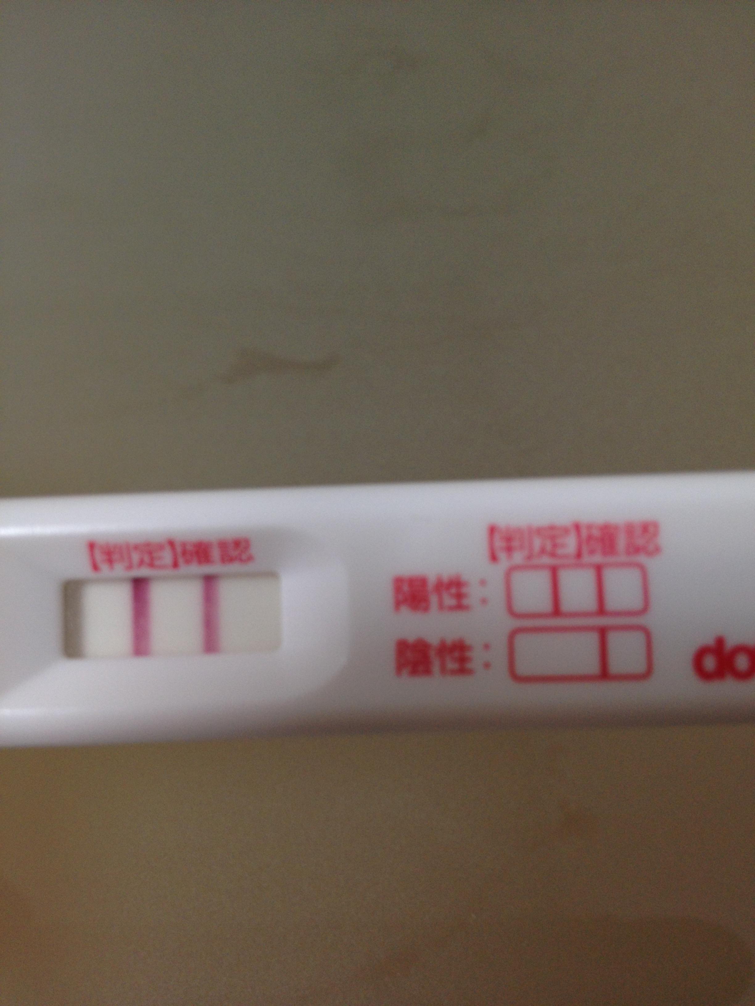 ドゥーテスト 高温期9日目