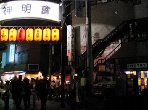 柴又 宵の風景 Shibamata Japan002.jpg