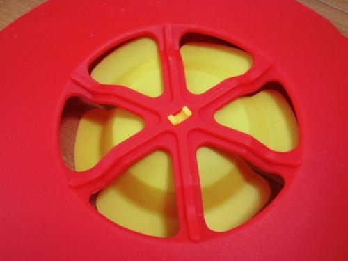 ふきこぼれ防止に!富士商のシリコン鍋蓋「クッキングフラワー」口コミ・画像 005.jpg