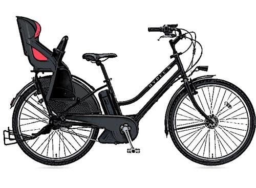 ... 乗せ自転車研究所-子供乗せ