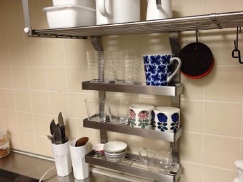 画像 : 狭いキッチンを快適に ...