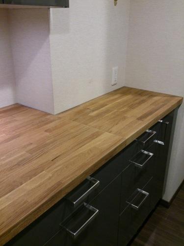 キッチン ikeaキッチン収納 : IKEAキッチン背面収納棚の ...