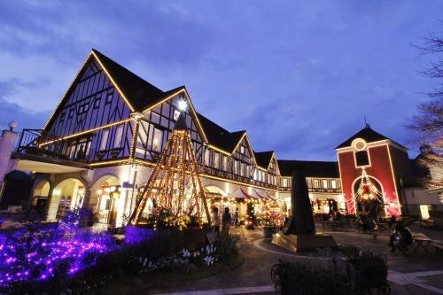 神戸布引ハーブ園古城のクリスマス2016その2.jpg