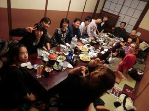 2011/12/04 薬師太鼓忘年会