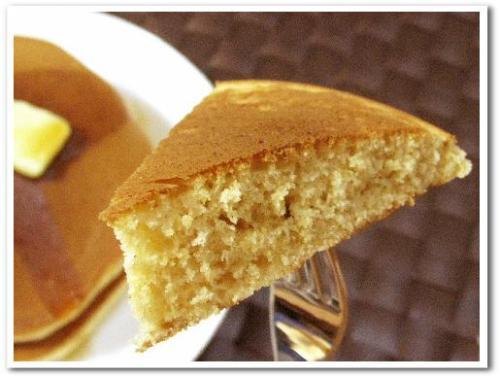 【レシピ】米ぬかパンケーキ(ホットケーキ)の作り方…食べる米糠の利用002.jpg