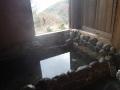 【海を望む山の露天風呂】アサンテサーナ