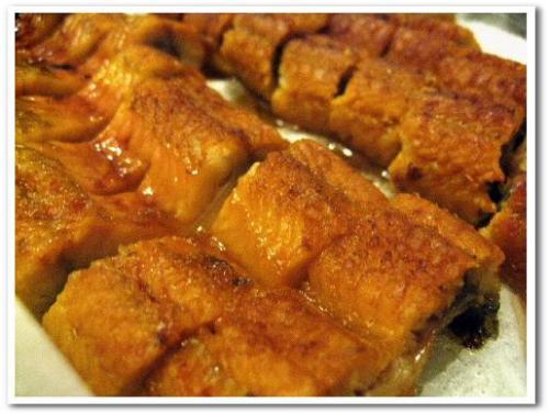 2013年 今年 土用の丑 食べ物 画像 ウナギ 蒲焼 献立 002.jpg